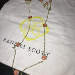 Coral Kendra necklace
